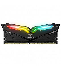 Teamgroup Night Hawk RGB 16GB Kit (2x8GB) DDR4-3200 DIMM PC4-25600 CL16, 1.35V